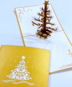 83 best pop up cards from lovepop images pop up cards, christmaselegant christmas tree gold from lovepop cards snowy christmas tree, elegant christmas trees,