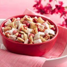 White Chocolate Party Mix