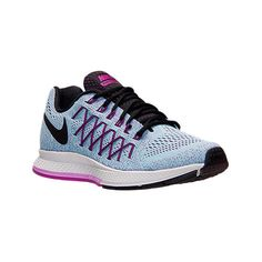 the latest 69f89 f95a5 Nike Women s Air Zoom Pegasus 32 Running Shoes, Purple featuring polyvore,  women s fashion,