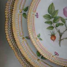 Plates from Flora Danica