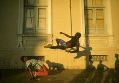 shinkhalai:  The Capoeirais an Afro-Brazilian martial art with...