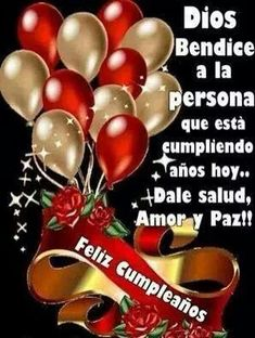 Resultado de imagen para tarjetas de feliz cumpleaños con mensajes catolicos Spanish Birthday Wishes, Birthday Wishes For Daughter, Happy Birthday Wishes Cards, Happy Birthday Celebration, Happy Birthday Quotes, Birthday Greetings, Happy Birthday Video, Happy Birthday Flower, Happy Birthday Beautiful