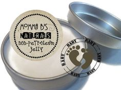 All Natural Vegan Vaseline Substitute Petroleum by MommaBNaturals