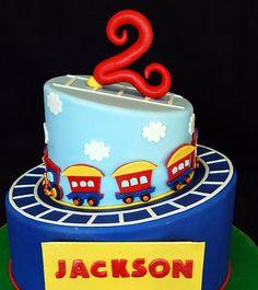 Jacksons' Cake