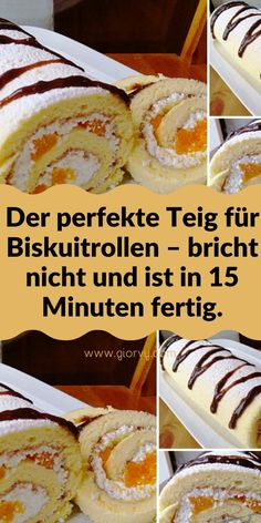 No Bake Cake, Baking Recipes, Biscuits, Bakery, Deserts, Food And Drink, Sweets, Snacks, Meals