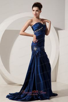 2014 Fall Navy Cocktail Dresses Best Prom Dress in Keyser free