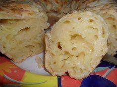 Ximango ou Bolo de Pão de Queijo