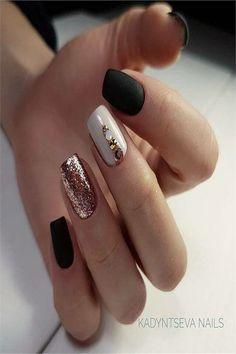 +55 Idées étonnantes pour le meilleur nail art - Fashonails