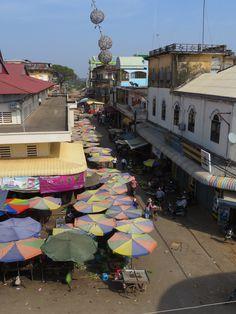 market in Kratie, Cambodia www.rapunzel-will-raus.ch