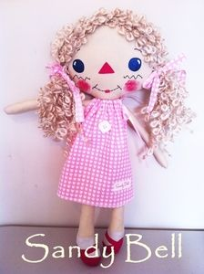 rag doll Sandy Bell