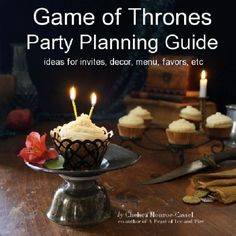 Game of Thrones Party Planning Guide. This blog is dedicated to all things game of thrones food. winners.
