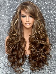 Brown Wigs Lace Hair Blonde Wig Cute Hairstyles Lange Straightener Hairstyles For Long Straight Hair Long Thin Hairstyles Human Hair Lace Front Wigs With Baby Hairline 360 Wigs Wig Hairstyles, Straight Hairstyles, Model Hairstyles, Hairstyle Ideas, Hairstyles 2016, Long Brown Hairstyles, Long Haircuts With Bangs, 1950s Hairstyles, Men's Hairstyle