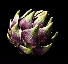 I love all artichokes, esp. the tiny purple artichoke
