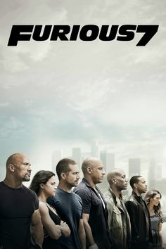 Free Watch Furious 7 : Online Movie Deckard Shaw Seeks Revenge Against Dominic Toretto And His Family For His Comatose Brother. All Movies, Popular Movies, Movies And Tv Shows, Movie Tv, Fast And Furious, Vin Diesel, Paul Walker, Furious 7 Movie, Dominic Toretto