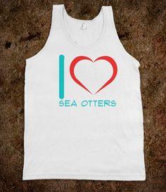 #Skreened                 #love                     #otter #love              sea otter love                                      http://www.seapai.com/product.aspx?PID=778847