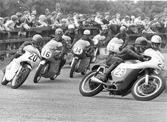 John Cooper, Racing Motorcycles, Road Racing, Vintage Racing, Sport Bikes, Good Old, My Hero, Memories, Classic