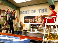 Please RT/post everywhere: (#)TheHungerDeans is our @NBCCommunity Feb 7th twitter hashtag!