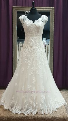 Maggie Sottero #Shanna - Always a Bride Wedding Consignment, Grafton, WI