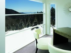 Thermashield® energy efficient window framing and glazing. #window