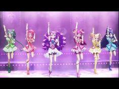 ガンバランスdeダンス~希望のリレー~ (Yes!プリキュア5 GoGo 後期ED)