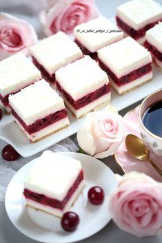 Food Cakes, Pavlova, Vanilla Cake, Cake Recipes, Cheesecake, Food And Drink, Foods, Cakes, Food Food