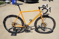 2016 Masi Speciale steel randonneuring bike