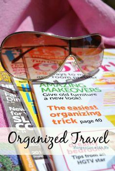 10 Tips for Organized Travel via A Bowl Full of Lemons
