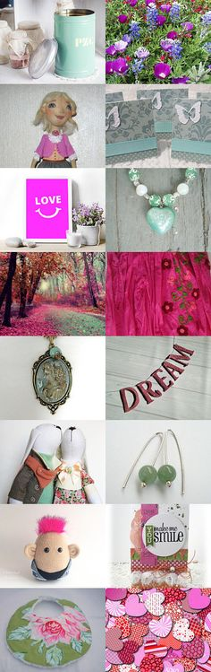 My Perpetual Treasury - APR / MAY 2015 by Kat on Etsy--Pinned with TreasuryPin.com