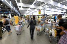 Zone euro: l'inflation reste stable à 0,2% en août