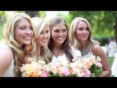 MY FAVORITE WEDDING VIDEO!!! by: Patrick Romero  I want my wedding to be a lot like this.