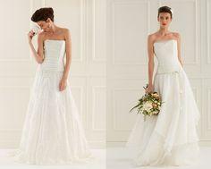 0be4fe830682 NanoPress Donna » Matrimonio. Vestito Bianco. Abiti da sposa Claraluna  collezione 2015