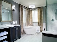 Estate Model Home, Brampton - traditional - bathroom - toronto - My Design Studio