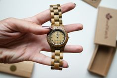 It's wood o'clock / Quite a Looker