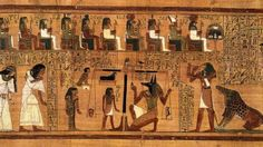 """Sometimes known as """"Fields of Offerings"""" or """"Elysian Fields,"""" Aaru was land where Osiris dwelt after resurrected from death.Number of gates, either 15 or 21,each with its own guard,stood between soul of a righteous person & Aaru.Once they arrived, the souls would find themselves in land of eternal peace,with magnificent crops & """"bread & beer of eternity,""""which would never go stale.Comforts abundant & men could have number of wives & concubines Aaru more or less same as mortal world,just…"""