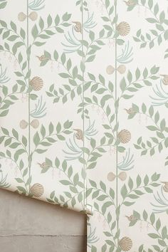 Slide View: 1: Sea Garden Wallpaper
