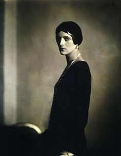 Edward Steichen, Princess Youssoupoff, 1924