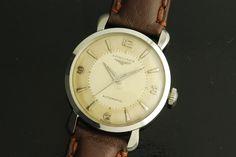 1953 Longines Automatic Watch