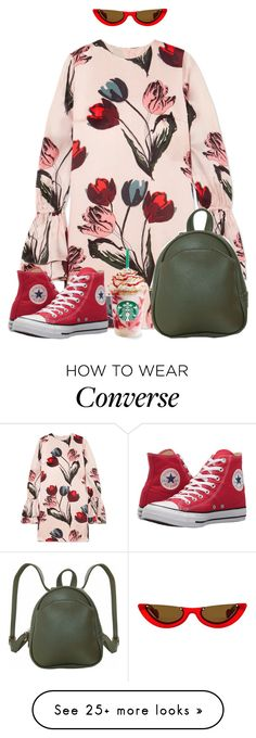 Designer Clothes, Shoes & Bags for Women Dress Hairstyles, Outfits With Converse, Girl Fashion, Womens Fashion, Street Style Looks, Converse Chuck Taylor, Cool Outfits, Dress Up, Shoe Bag