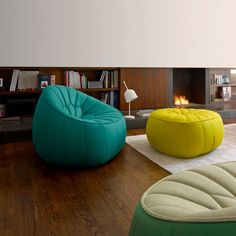 1000 images about have a seat on pinterest ligne roset armchairs and sofas - Fauteuil cinna ottoman ...