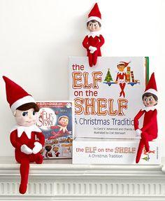 Elf on the Shelf Christmas Collection