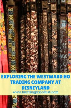 Today, Mark talks about the Westward Ho Trading Company in Frontierland. This is one of the best stores for Pin Trading inside the parks. Disneyland Pins, Disneyland Secrets, Disneyland Resort, Disney Souvenirs, Disney Vacations, Cheap Disney Tickets, Mickey Mouse Ears Hat, Disney Fanatic, Disney Tips
