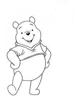 1000 images about coloriages winnie l 39 ourson on pinterest disney coloring pages winnie the - Coloriage winnie l ourson ...
