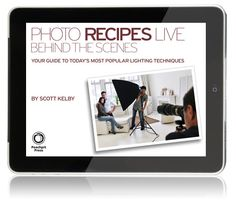 Scott Kelby's Photo Recipes