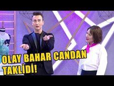 BAHAR CANDAN Yeni Şarkısını İlk Kez Söyledi - Dondurma Gibisin - YouTube