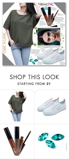 """""""NewChic 14/1"""" by gheto-life ❤ liked on Polyvore"""