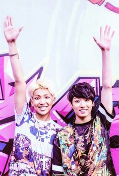 BTS | Rap Monster and Jungkook