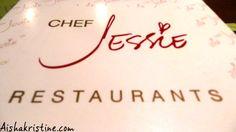 Chef Jessie's 100 Revolving Restaurant Experience #food #dining #restaurant