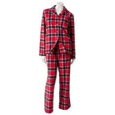 SONOMA life + style Print Microfleece Pajama Gift Set - Womens Plus