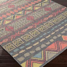 Found it at Wayfair - Nomad Area Rug