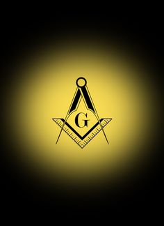 Masonic Square and Compasses, Freemason